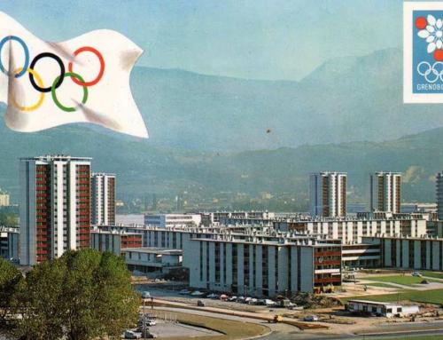 Concours gagné  Réhabilitation du village olympique de Grenoble