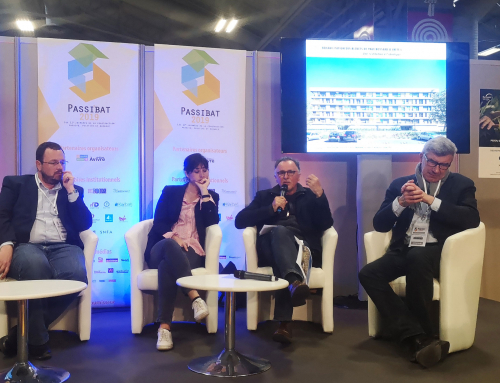 Salon Passi'Bat  Table ronde «Les architectes, acteurs indispensables de la rénovation énergétique»